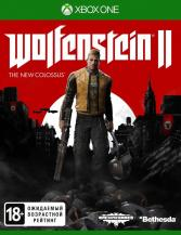 Wolfenstein 2: The New Colossus (Xbox One, русская версия)