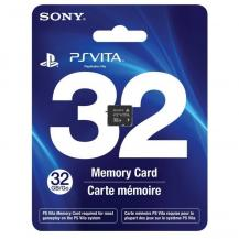 Memory Card 32Gb, PS Vita