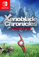 Xenoblade Chronicles: Definitive Edition (Nintendo Switch, английская версия)