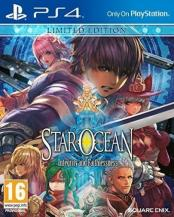 Star Ocean: Integrity and Faithlessness - Limited Steelbook Edition (PS4, английская версия)