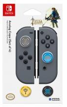 Сменные накладки HORI (Zelda), Nintendo Switch (NSW-092U)