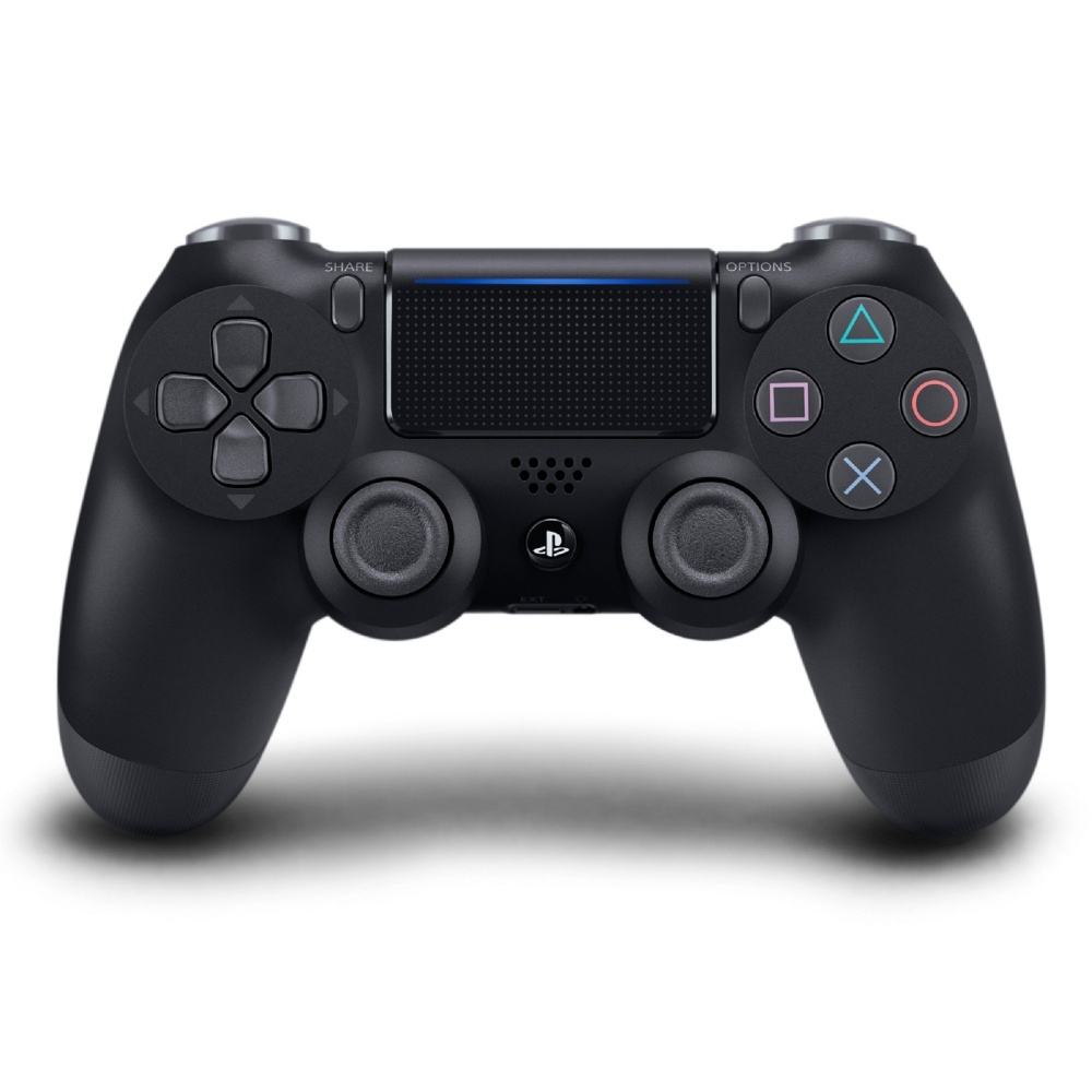 Геймпад Sony DualShock (G2) (Black), PS4