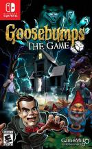 Goosebumps The Game (Nintendo Switch, английская версия)