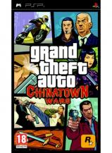 Grand Theft Auto: China Town Wars (PSP, английская версия)