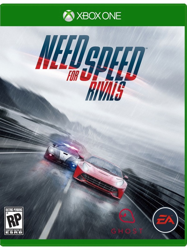 Need for Speed: Rivals (Xbox One, английская версия)