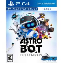 ASTRO BOT Rescue Mission (только для PS VR) (PS4, русская версия)