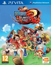 One Piece: Unlimited World Red (PS Vita, английская версия)