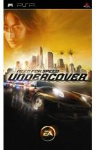 Need for Speed: Undercover (PSP, русская версия)
