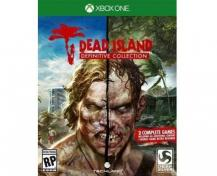 Dead Island - Definitive Edition (Xbox One, русские субтитры)