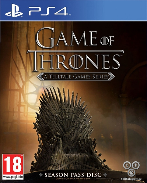 Game of Thrones: A Telltale Games Series (PS4, русские субтитры)