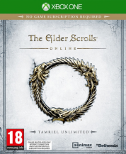 Elder Scrolls Online: Tamriel Unlimited (Xbox One, английская версия)
