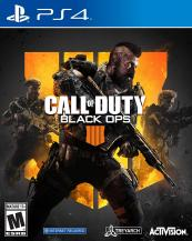Call of Duty: Black Ops 4 (PS4, русская версия)