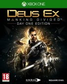 Deus EX: Mankind Divided - Day One Edition (Xbox One, русская версия)