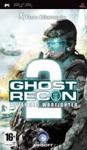 Tom Clancy's: Ghost Recon - Advanced Warfighter 2 (PSP, английская версия)