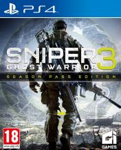 Sniper Ghost Warrior 3: Season Pass Edition (PS4, русские субтитры)