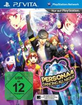 Persona 4: Dancing All Night (PS Vita, английская версия)