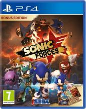 Sonic Forces: Bonus Edition (PS4, русская версия)