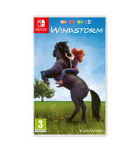 Windstorm: Ari's Arrival (Nintendo Switch, английская версия)