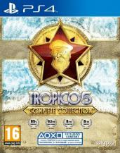 Tropico 5: Complete Collection (PS4, русская версия)