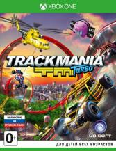 Trackmania Turbo (Xbox One, русская версия)