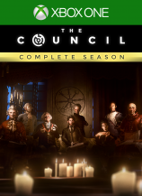 The Council - Complete Edition (Xbox One, английская версия)