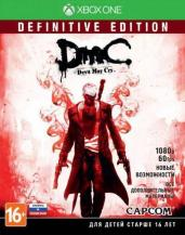 Devil May Cry - Definitive Edition (Xbox One, русские субтитры)