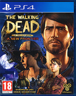 The Walking Dead: A New Frontier  (PS4, русские субтитры)