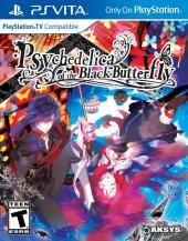 Psychedelica: of the Black Butterfly (PS Vita, английская версия)