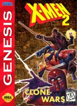 X-men 2: Clone Wars, Sega
