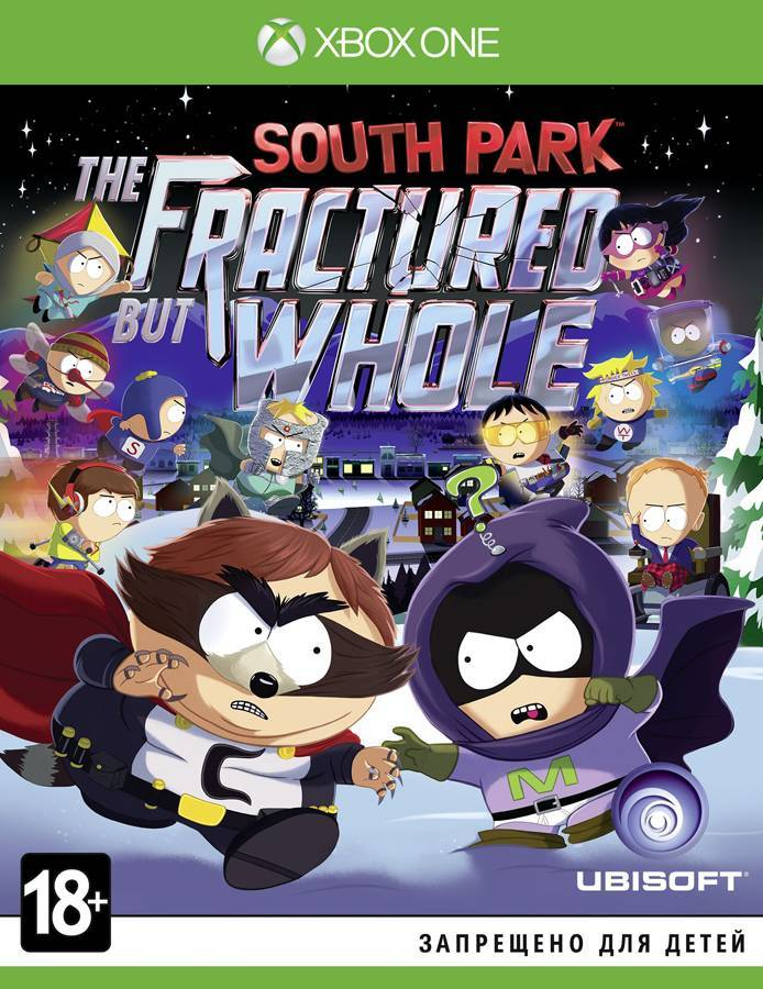South Park: The Fractured but Whole (Xbox One, русские субтитры)