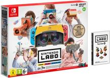 Nintendo Labo набор «VR» (Nintendo Switch, русская версия)