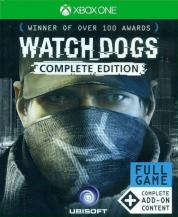 Watch Dogs: Complete Edition (Xbox One, русская версия)