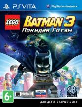 LEGO Batman 3: Beyond Gotham (PS Vita, русские субтитры)