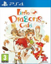 Little Dragons Cafe: Limited Edition (PS4, английская версия)