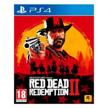 Red Dead Redemption 2 (PS4, русская версия)