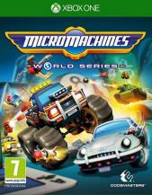 Micro Machines: World Series (Xbox One, английская версия)