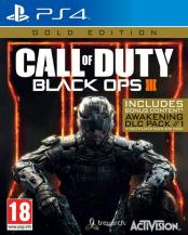 Call of Duty: Black Ops 3 - Gold Edition (PS4, английская версия)