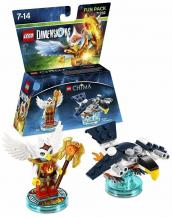 LEGO Legend of Chima (Eris, Eagle Interceptor), LEGO Dimensions Fun Pack
