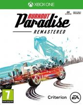 Burnout Paradise Remastered (Xbox One, русская версия)