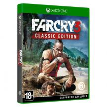 Far Cry 3. Classic Edition (Xbox One, русская версия)