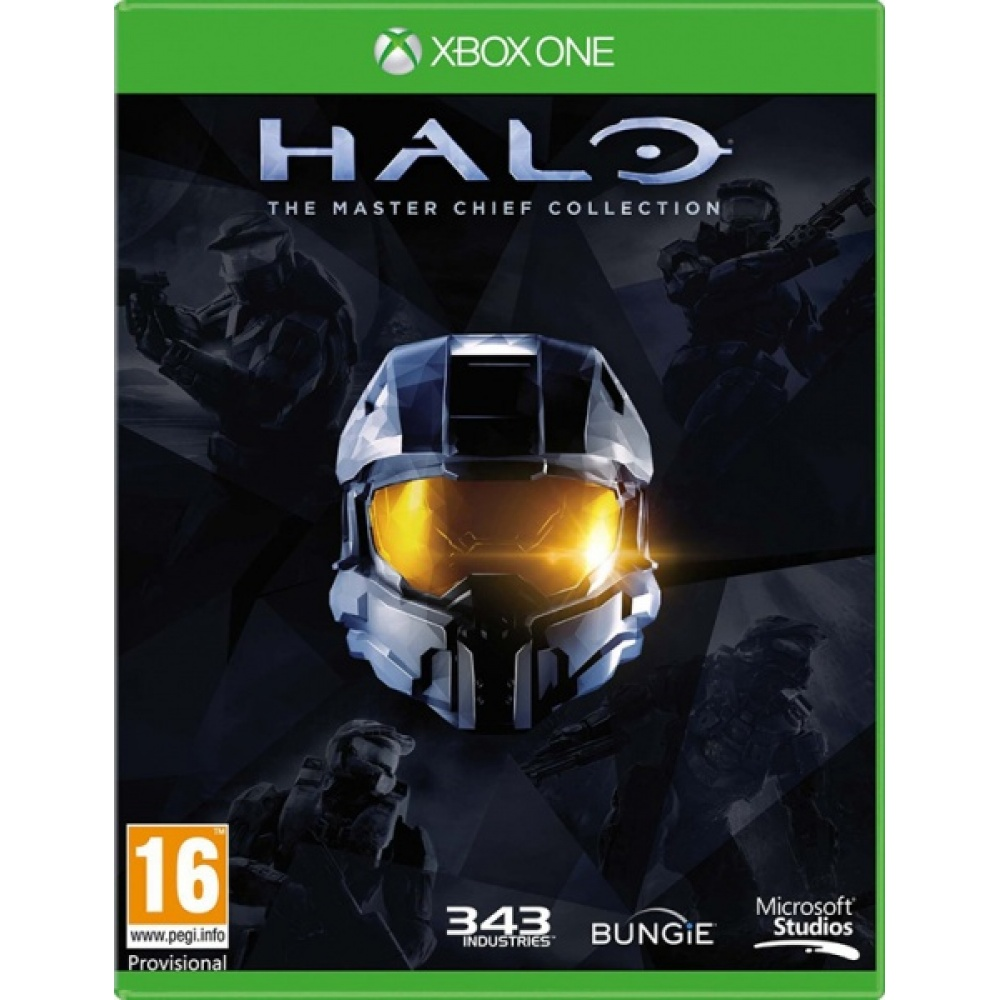 Halo: The Master Chief Collection (Xbox One, русские субтитры)