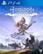 Horizon Zero Dawn: Complete Edition (bundle) (PS4, русская версия)