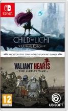Комплект Child of Light + Valiant Hearts: The Great War (Nintendo Switch, русская версия)