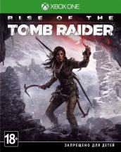 Rise of the Tomb Raider (Xbox One, русская версия)