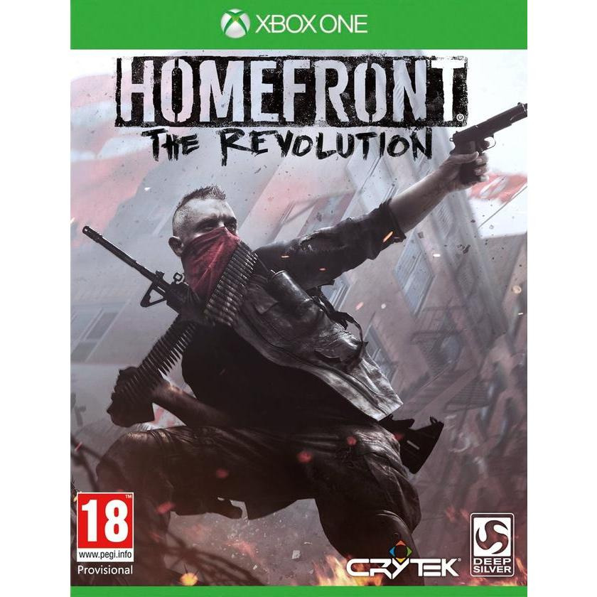 Homefront: The Revolution (Xbox One, русская версия)