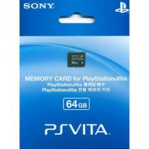 Memory Card 64Gb, PS Vita