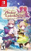 Atelier Lydie & Suelle: The Alchemists & The Mysterious Paintings (Nintendo Switch, английская версия)