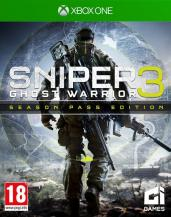 Sniper: Ghost Warrior 3 - Season Pass Edition (Xbox One, русские субтитры)