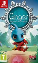 Ginger: Beyond the Crystal (Nintendo Switch, английская версия)