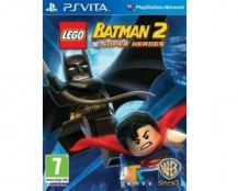 LEGO Batman 2: DC Super Heroes (PS Vita, русские субтитры)